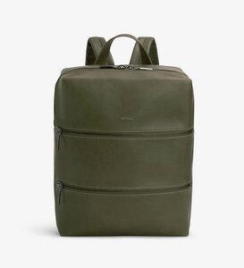 Slate Backpack-Olive - Matt & Nat