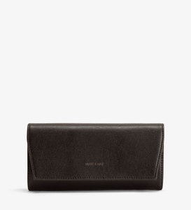 Vera Wallet-Black - Matt & Nat