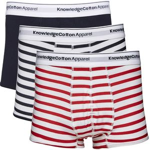 Underwear 3 Pack - GOTS -  Boxershorts  - KnowledgeCotton Apparel