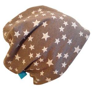 Mütze 'Line' Sterne, taube - bingabonga