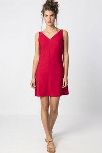 Kleid Sansac - Rot - skunkfunk