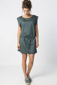 Kleid Tilde - Dunkelgrün - skunkfunk
