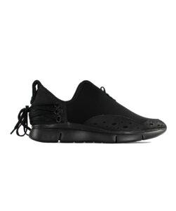 Bamboo Runner Black - ekn footwear