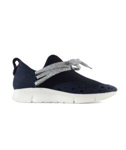 Bamboo Runner / Marine Vegan - ekn footwear