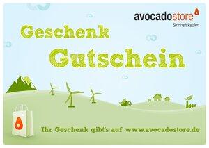 50 € Geschenk-Gutschein - Avocado Store
