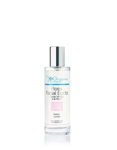 Rose Facial Spritz Toner - The Organic Pharmacy