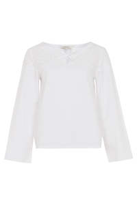 Calia Embroidered Blouse  - People Tree