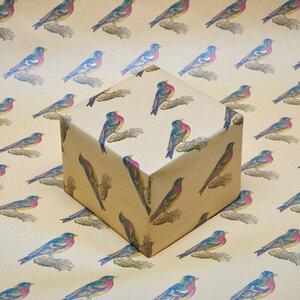 Geschenkpapier Birds - pegPaper
