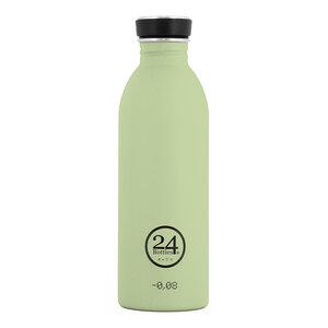 24bottles aus Edelstahl 0,5 pistachio green - 24bottles