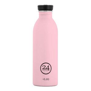 24bottles aus Edelstahl 0,5 candy pink - 24bottles