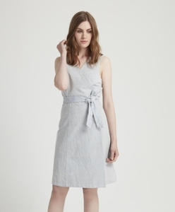 Lena Wrap Dress - People Tree