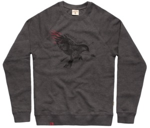 "Bidges&Sons ""Soaring Bird"" Gents Sweater Unisex - Bidges&Sons"