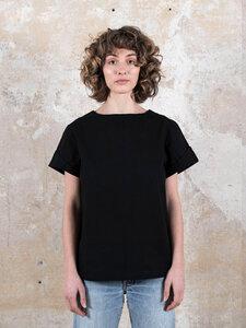 Shirt Suraya Schwarz - Jyoti - Fair Works