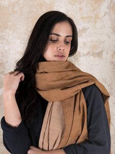 Schal Somila Curry - Jyoti - Fair Works