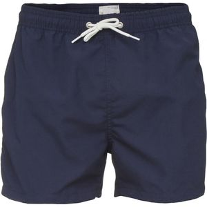 Swim Shorts Solid - GRS - Peacoat - KnowledgeCotton Apparel