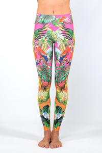 Damen Yoga Leggings Tropic - Magadi