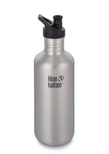 Klean Kanteen Trinkflasche Classic 1182 ml mit Sport Cap 3.0 - Klean Kanteen
