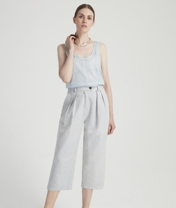 Loose Fit Trousers - People Tree