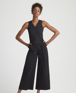 Adalee Jumpsuit Schwarz - People Tree