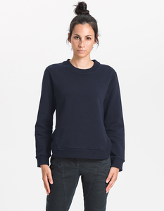 Lucia Sweater/ 0072 Beechwood & Organic Cotton / Minimal - Re-Bello