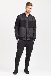 Jacket Clifden - Midnight - LangerChen