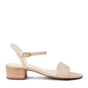 Strappy Sandal #sul powder rosè - NINE TO FIVE
