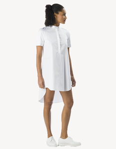 Anna Shirt/ 0001 Bio-Baumwolle/ Minimal - Re-Bello