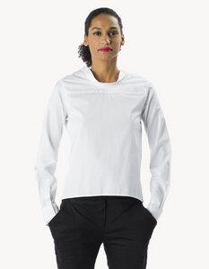 Francesca Shirt/ 0001 Bio-Baumwolle/ Minimal - Re-Bello
