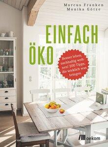 Einfach öko - OEKOM Verlag