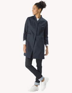Nikki Coat / 0002 Bio-Baumwolle / Minimal - Re-Bello