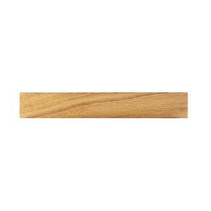 Magnet-Messerleiste Holz Schlüsselbrett Eichenholz 250 - 550 mm - NATUREHOME
