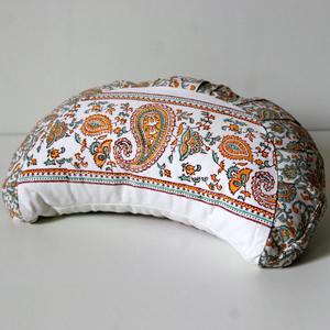 Meditationskissen Halbmond Jaipur - BAGHI