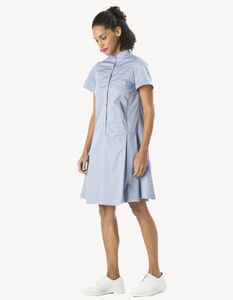 Tia Dress/ 0088 Bio-Baumwolle/ Minimal - Re-Bello