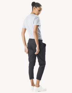 Daria Trousers / 0002 Bio-Baumwolle / Minimal - Re-Bello