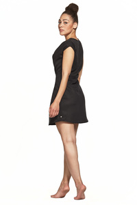 Dress MOLAI deep v-neck - Lovjoi