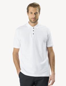 Denis Polo T-Shirt/ 0001 Bio-Baumwolle / Minimal - Re-Bello
