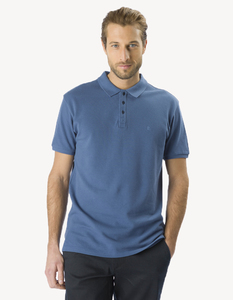 Denis Polo T-Shirt/ 0089 Bio-Baumwolle / Minimal - Re-Bello