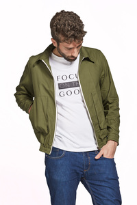 Jacket DIMITRI accent color - Lovjoi