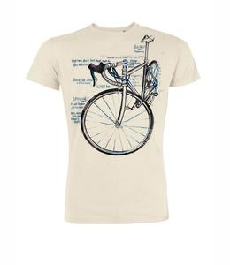 Bike scratch - Guide - T-Shirt - GreenBomb