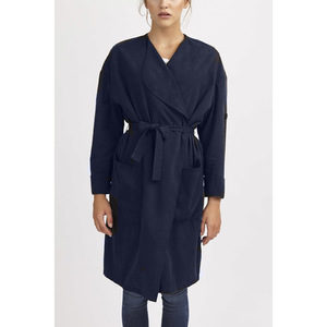 Coat Tallulah - New Navy - LangerChen