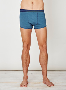 Levon Boxers - Dusty Blue - Thought | Braintree