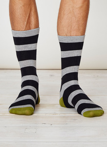 Nelson Socks - Grey marl - Thought | Braintree