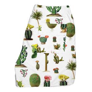 Swim Short Cactus white - DEDICATED