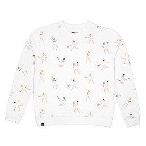 AO Ystad Tennis People Sweater - DEDICATED