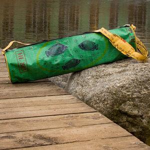 fair.spannt - grüner Fisch - Milchmeer ecobags