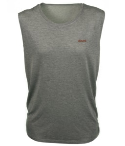 Ärmelloses T-Shirt aus Modal - obumi