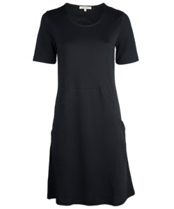 Pima Dress raven - Alma & Lovis