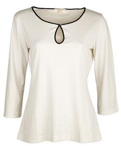 Pima Shirt off-white - Alma & Lovis