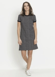 Sweat Dress #SALT'N'PEPPER - recolution