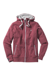 Classic Zipper dark red - recolution